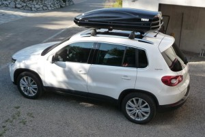 ATV Autoteile - Thule Dachbox Verleih