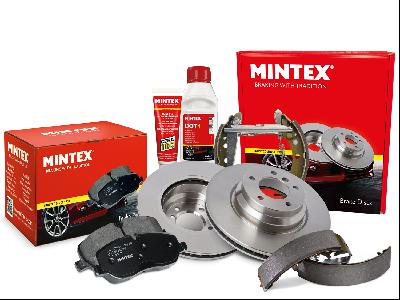 Mintex bei ATV Autoteile
